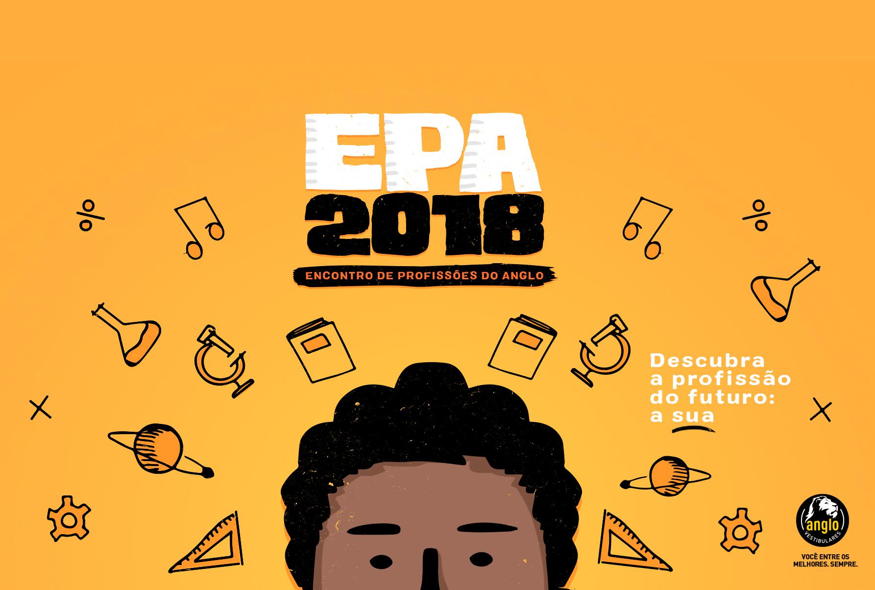 Vem aí o EPA 2018!